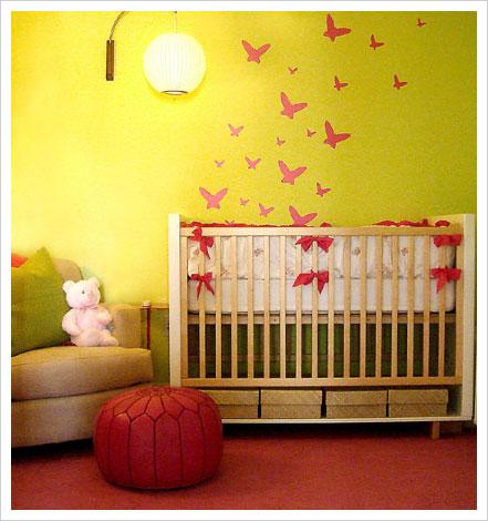 yellow nursery
