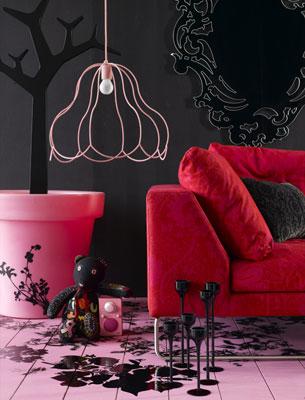 Yin Yang Living Room