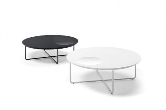 Yin Yang Moon Table