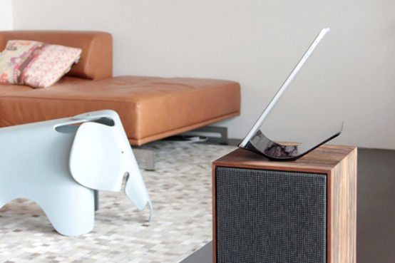 YOHANN iPad Stand That Really Stands Out