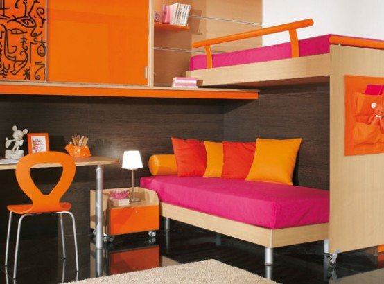 Kids Bedroom from Young collection