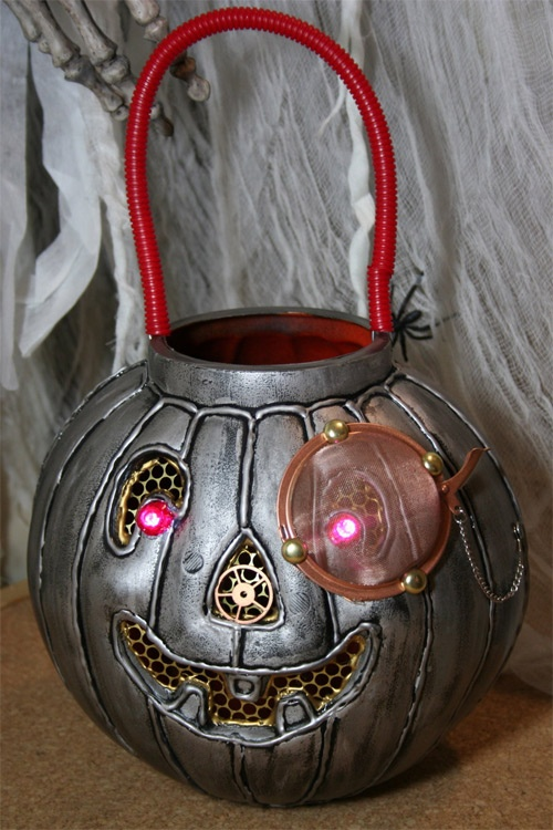 Your Steampunk Halloween Unique Ideas