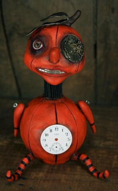 44 Unique Steampunk Halloween Decorating Ideas Digsdigs