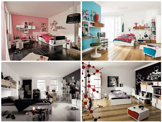 187 Teen Room Designs To Inspire You – The Ultimate Roundup | DigsDigs