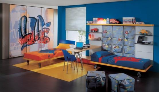 Yume Teen Fashion Bedroom