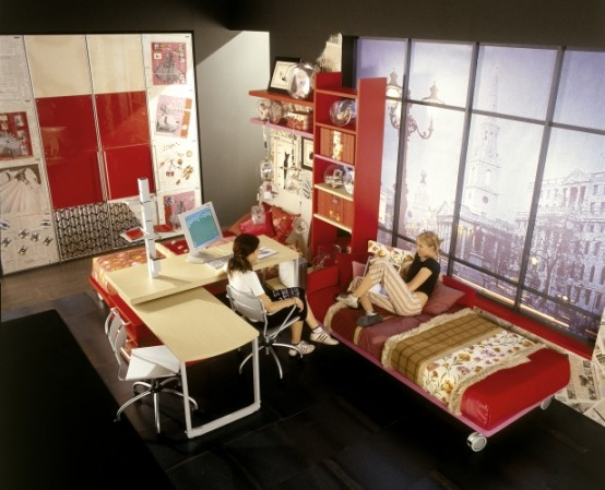 Yume Child Bedrooms Collection From Cia International