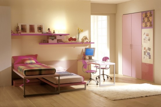 Yume Teen Romantic Bedroom