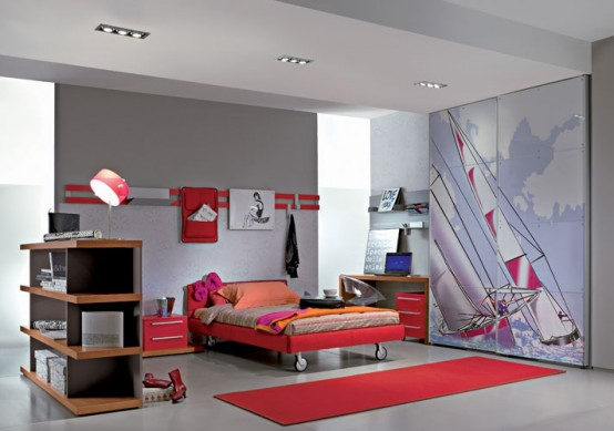 Yume Young Fashion Bedroom