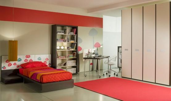 Yume Young Fashion Bedroom