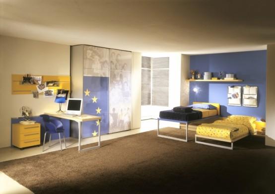 Yume Young Tecnic Bedroom