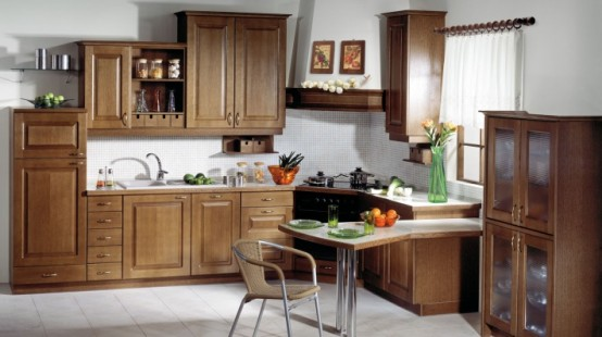 Classic Production furniture kitchens