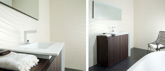 Zen Bathroom Wall Tiles