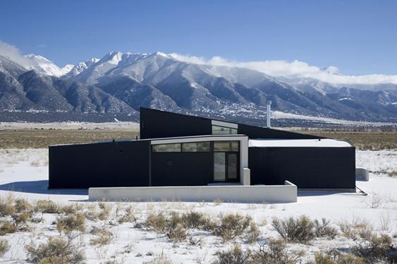 Modern Japanese Inspired House Design – Zen Garden House