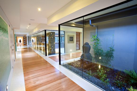 Zen like home that looks and feels like a resort digsdigs for Zen interior designs