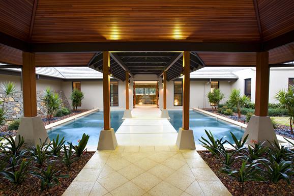 Zen Like Home That Looks And Feels Like Resort