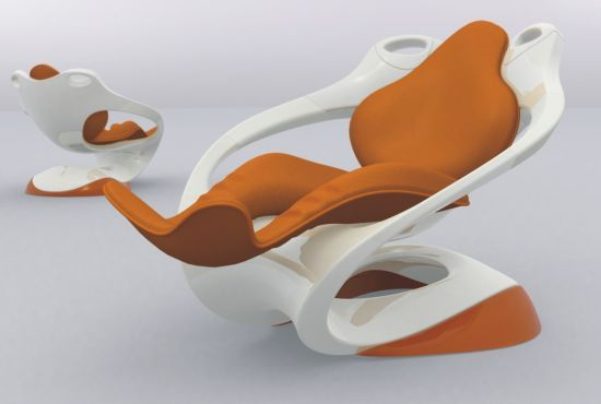 Weird and wonderful reclining chairs | Interior Design and ...