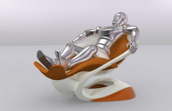 zen recliner