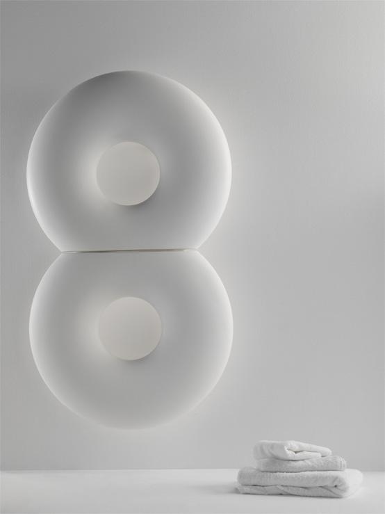 Zero Otto Minimalist Designers Radiator